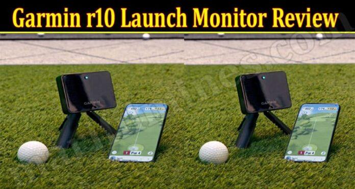 Garmin Launch Monitor R10 Review