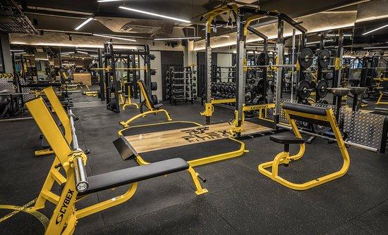 Flex Fitness Hendersonville Review