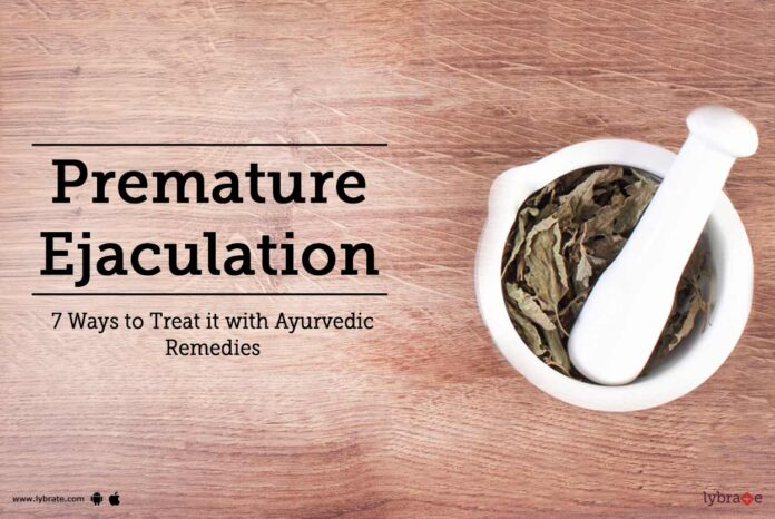 Natural Remedies for Premature Ejaculation Issues!