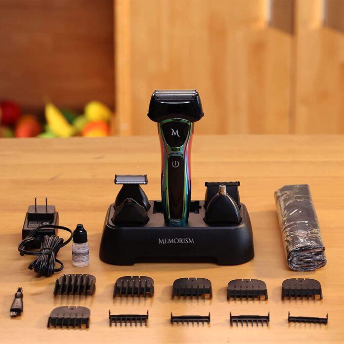 Memorism Blizz GS5 Grooming Kit