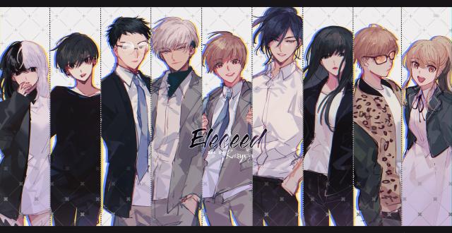 Eleceed 163