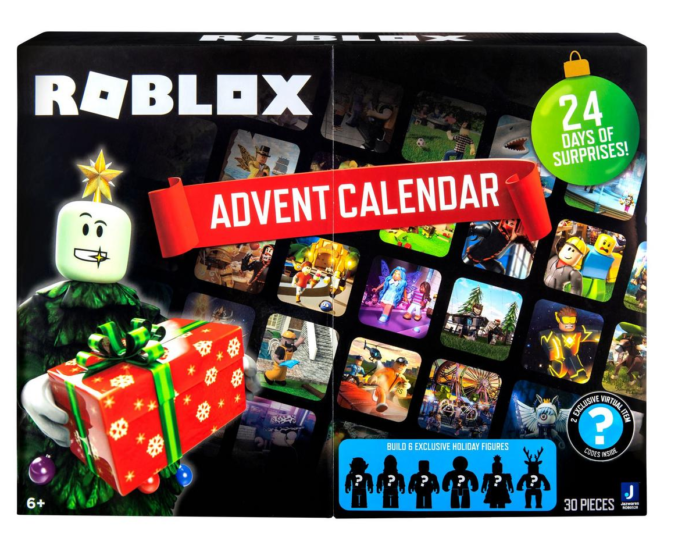 Advent Calendar Roblox 2021